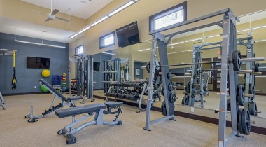 24/7 Fitness Center and Spin/Yoga Studio