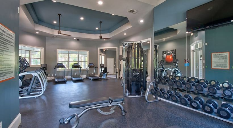 Duluth apartments with fitness center