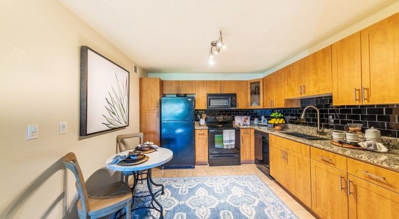 Cortland Bayport South Kitchen