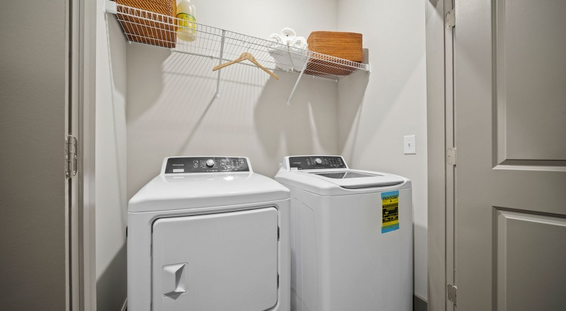 Our Locust Grove apartments with washer and dryer