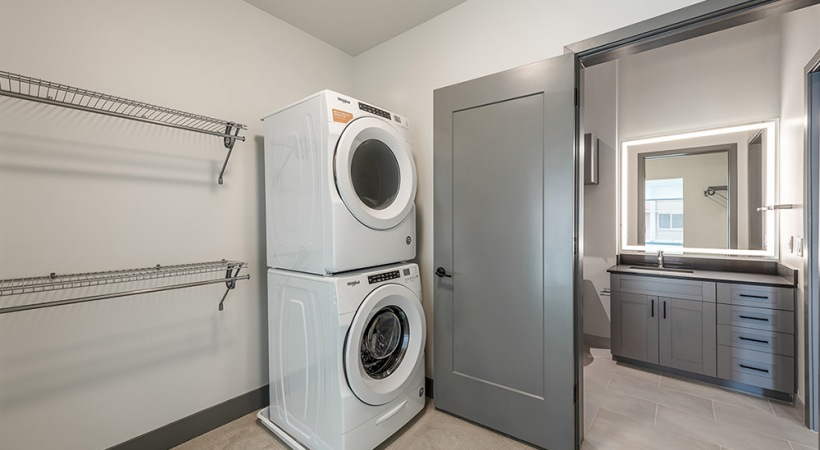 In-Home Washer and Dryer Sets