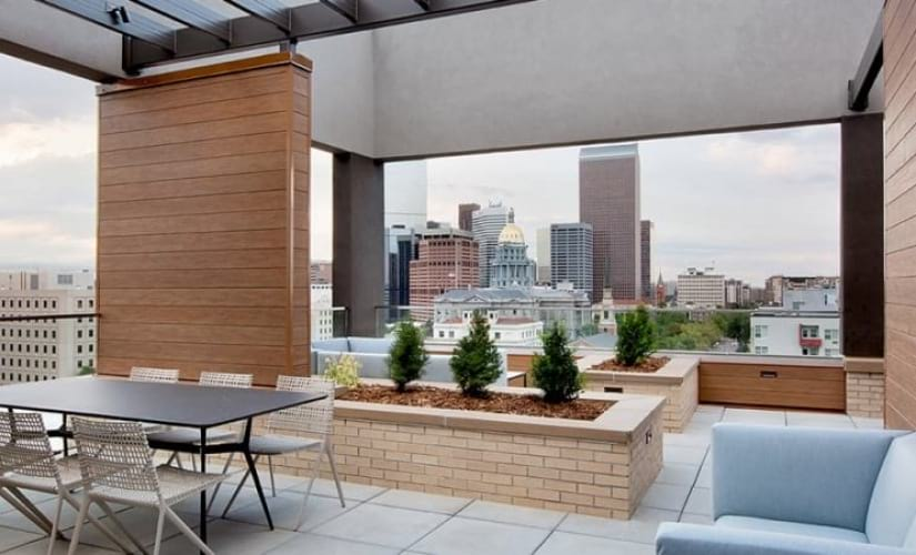 Rooftop Skydeck and Lounge