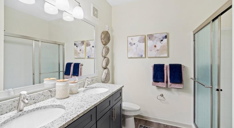 Double Sink Vanities*