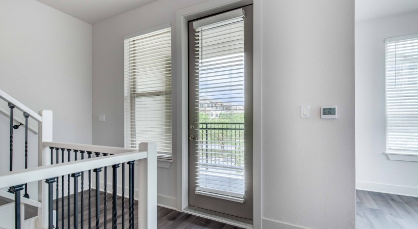 Our townhomes for rent in Broomfield, CO with balconies