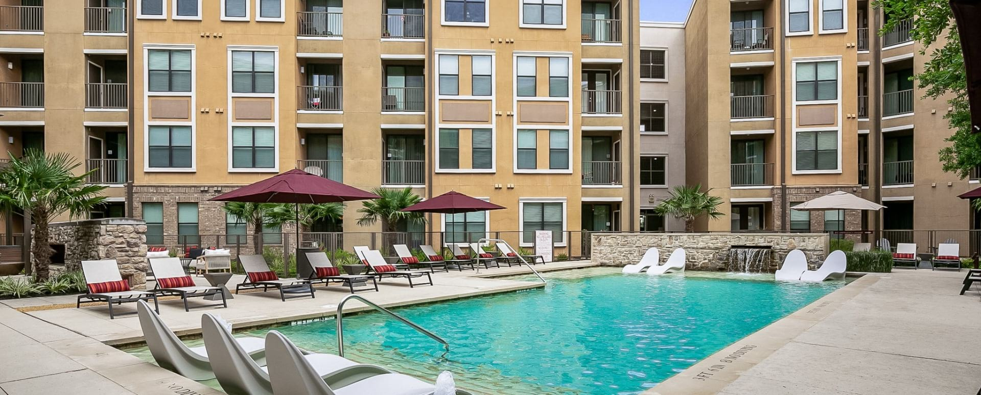 Stonebriar of Frisco apartments with pools