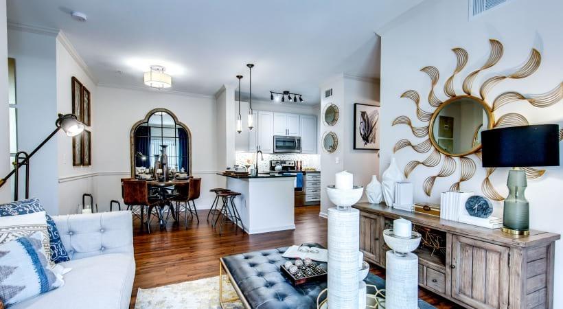 Spacious Apartment Floor Plan At Cortland Grand River