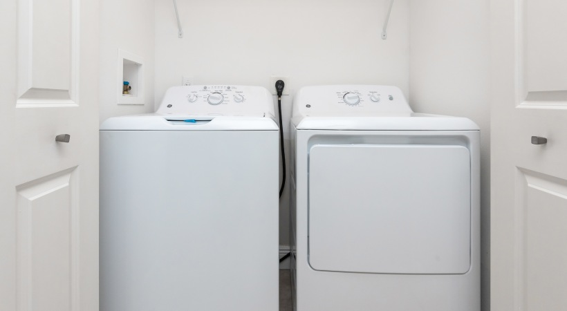 In-Home Washer & Dryer Sets