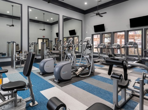 Apartment With Gym For Rent