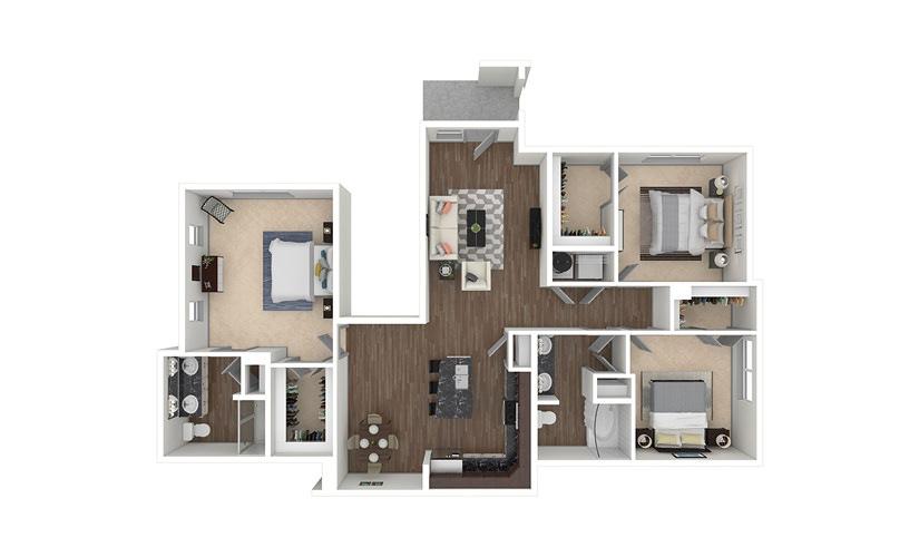 Villa 1 Listing Image