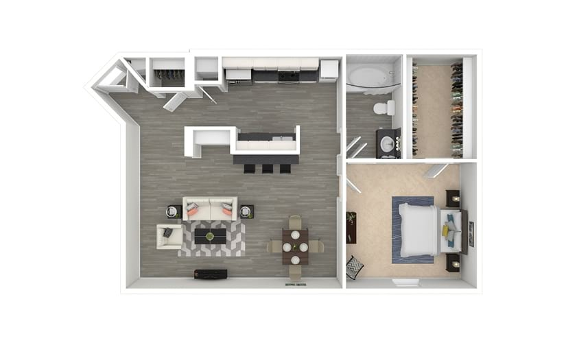 A11 floor plan