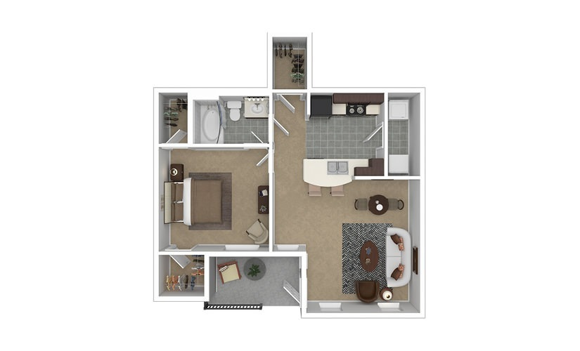 A1 Garage Option