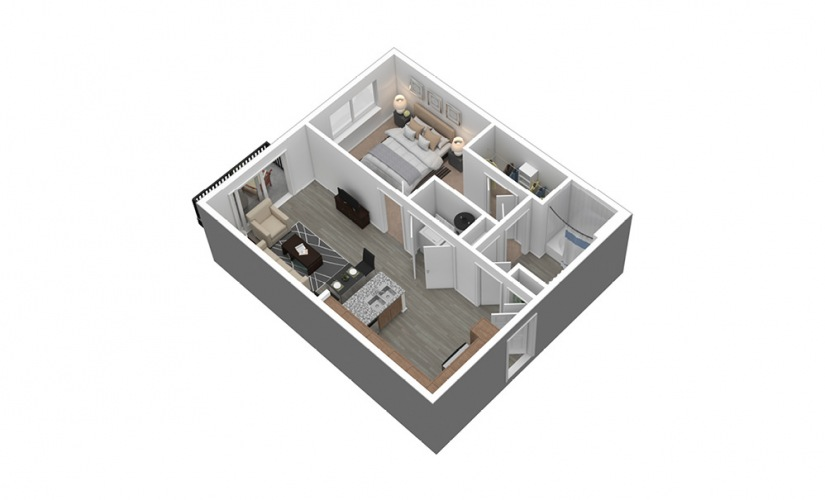 A1 Lisiting Floor Plan