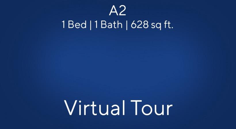 A2 Virtual Tour   1 Bed/1 Bath