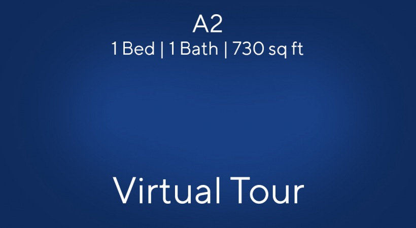 A virtual apartment tour of our 1 bedroom apartments in Jersey Village