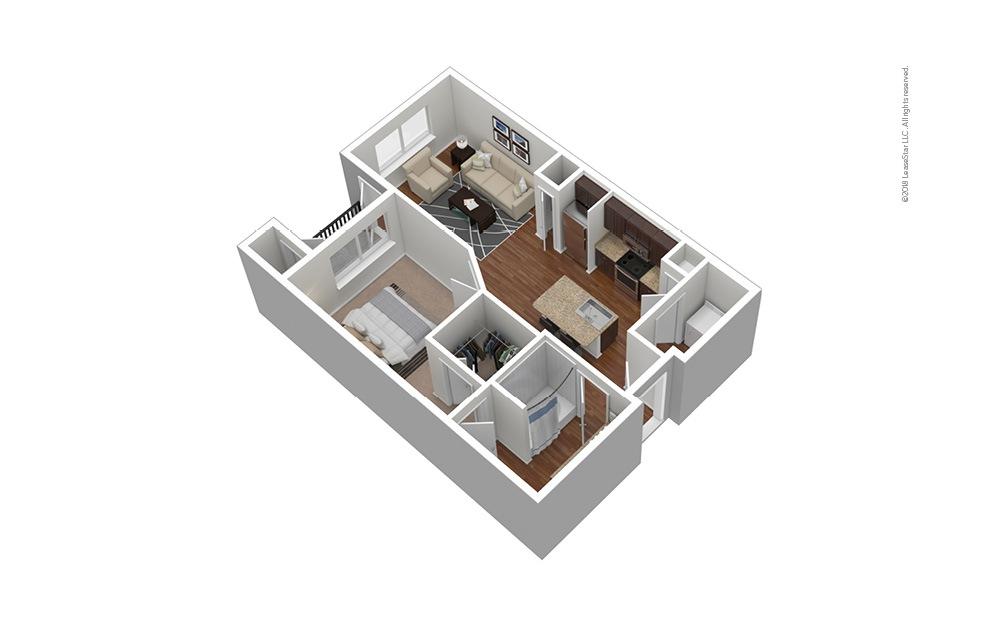 Dallas Cowboys - Classic 1 bedroom 1 bath 665 square feet