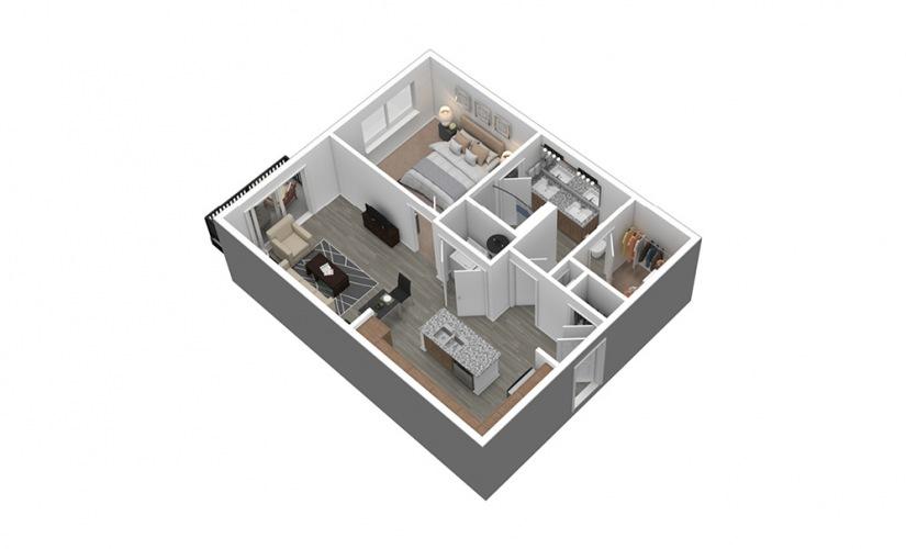 A2 Listing Floor Plan