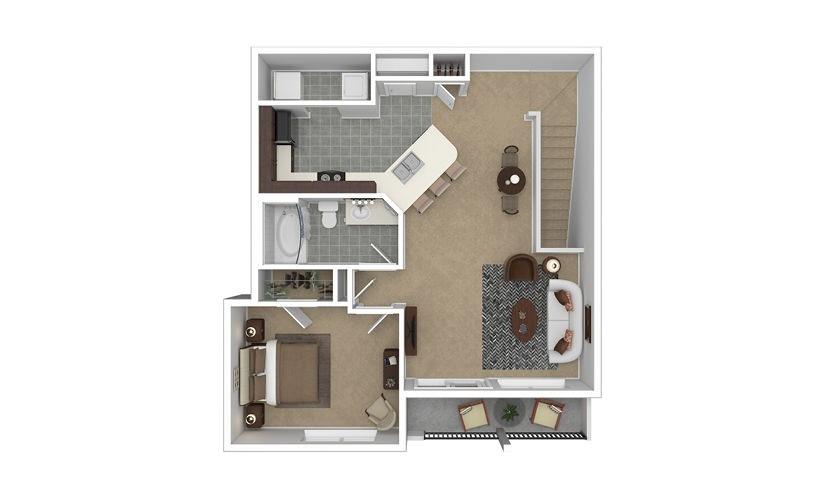 A4 Garage Option