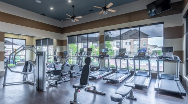 Prosper apartments with fitness center