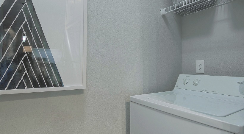 In-Home, Full-Size Washer and Dryer at Cortland Arrowhead Summit Apartments