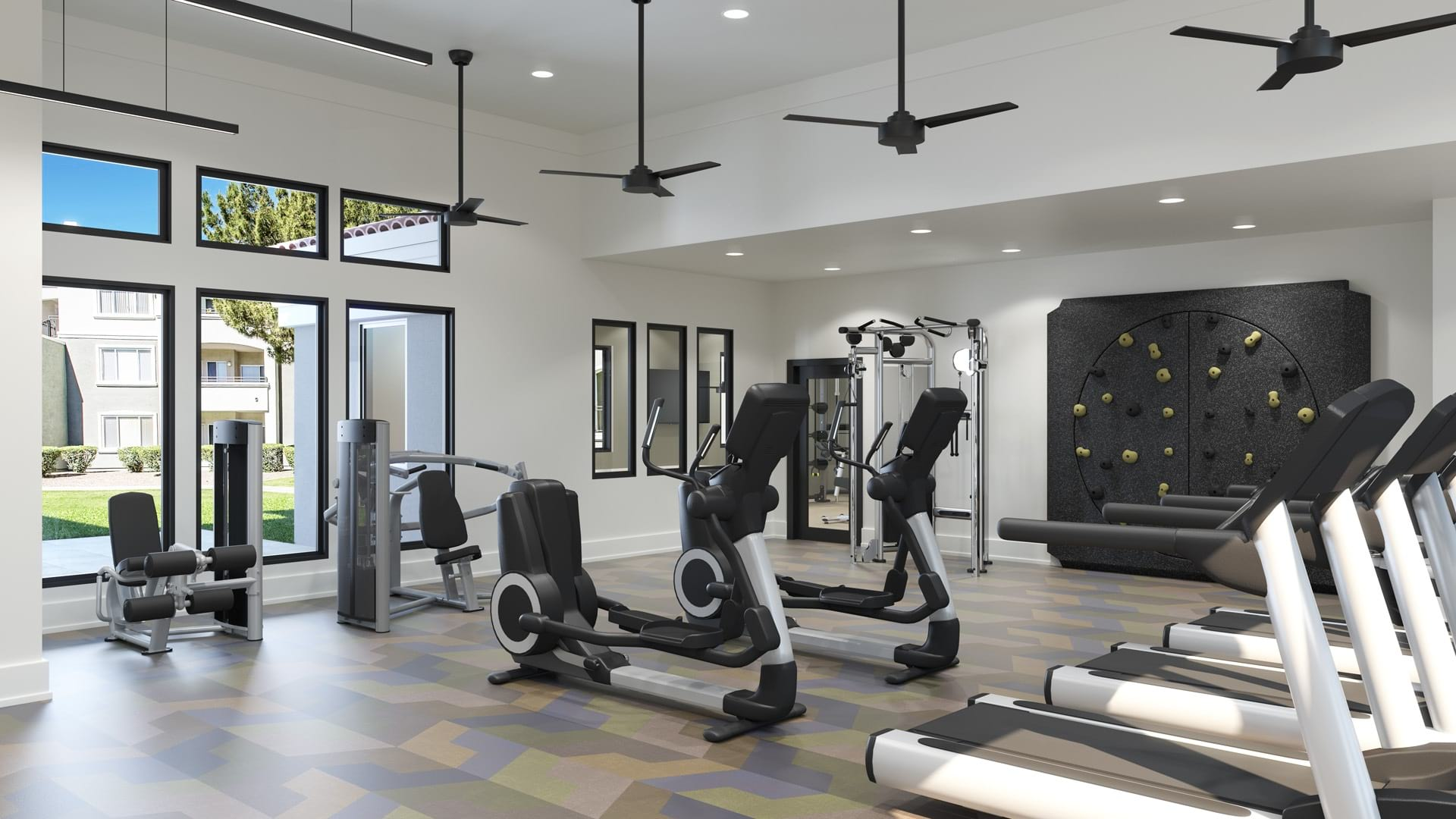 Coming Soon: Newly Renovated Fitness Center