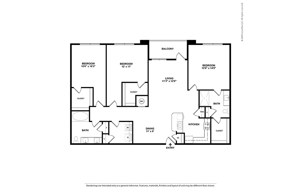 C2 Layout | Phillips Creek Ranch