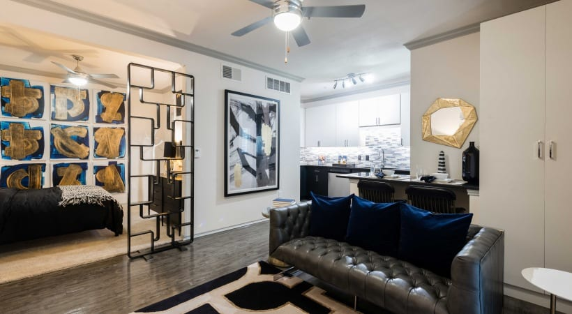 Studio Apartment Homes Available