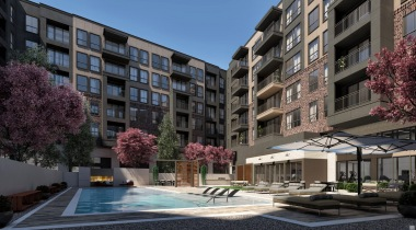 55 and up apartments with swimming pool