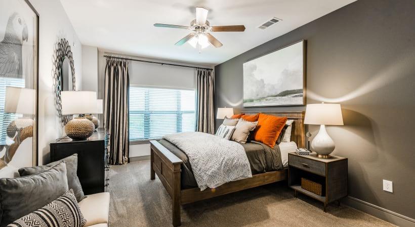 Luxury Apartment Bedroom at Cortland Avion Shadow Creek