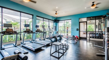 Apartments with Gyms at Cortland Avion Shadow Creek