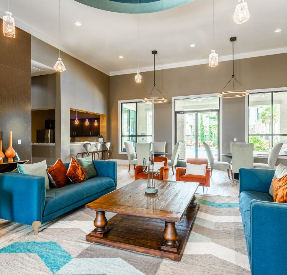 Town Center By Cortland: Pet-friendly Apartments In Pearland, TX