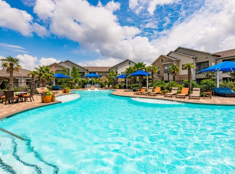 Resort-Style Pool and Sundeck