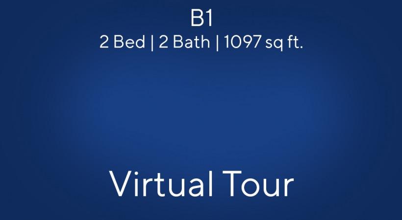 Virtual Tour of our B1 Floor Plan