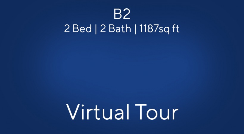 A virtual apartment tour of our 2 bedroom apartments in Jersey Village