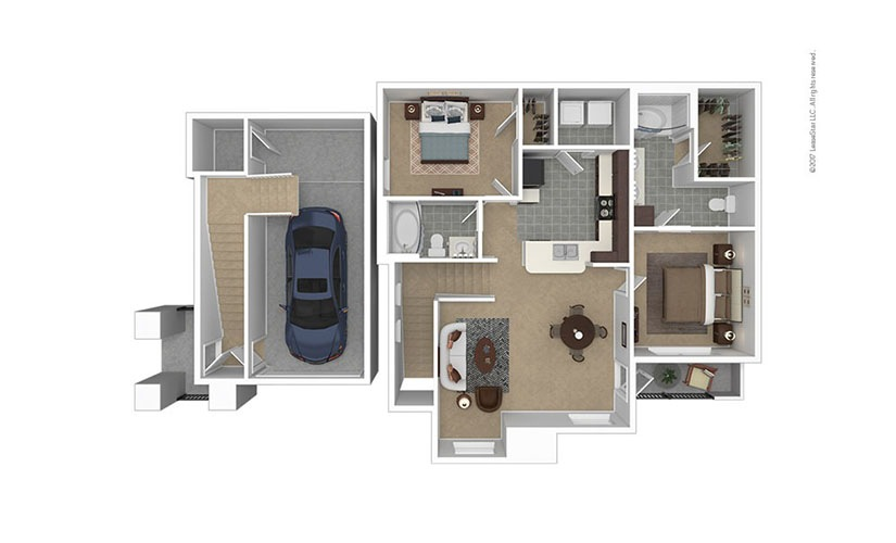 B3 Garage Option