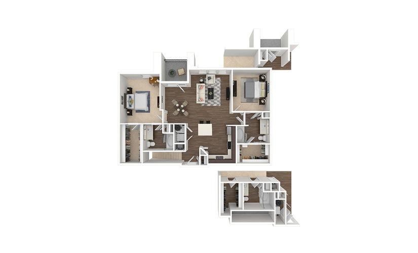 B3g Floorplan