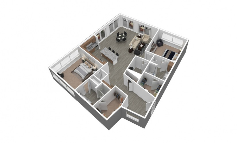 B4 Listing Floor Plan