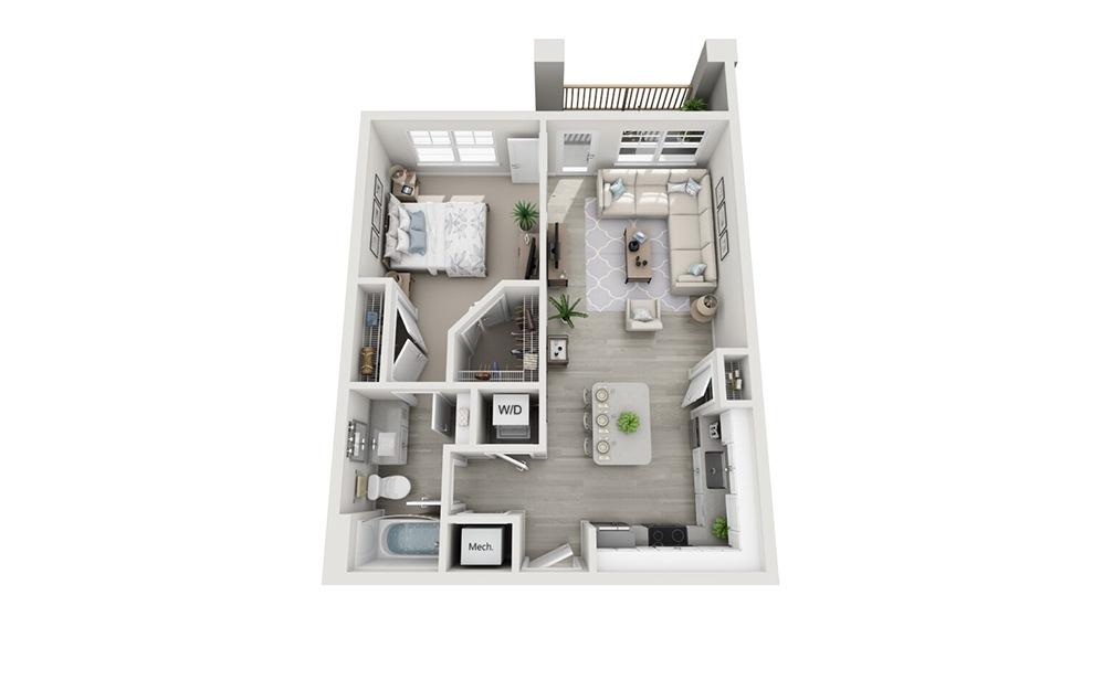 Anna Maria Floor Plan