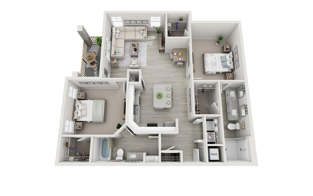 Madeira Floor Plan