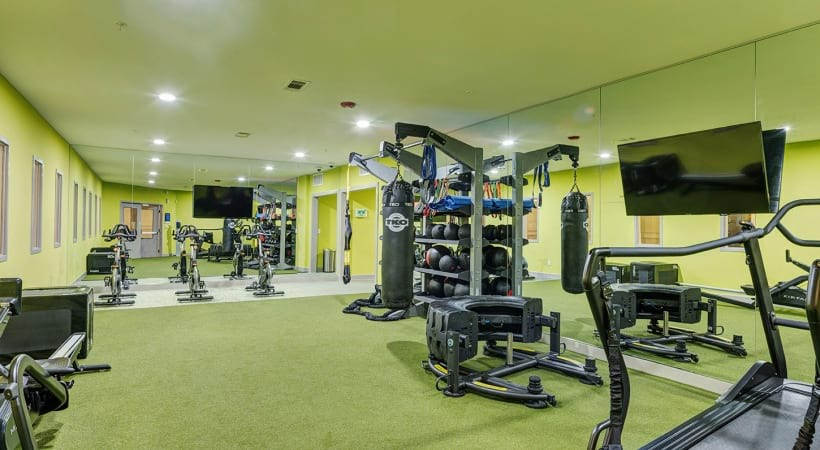Apartments with a Gym in San Antonio