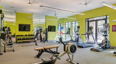 Apartments with a Fitness Center in San Antonio