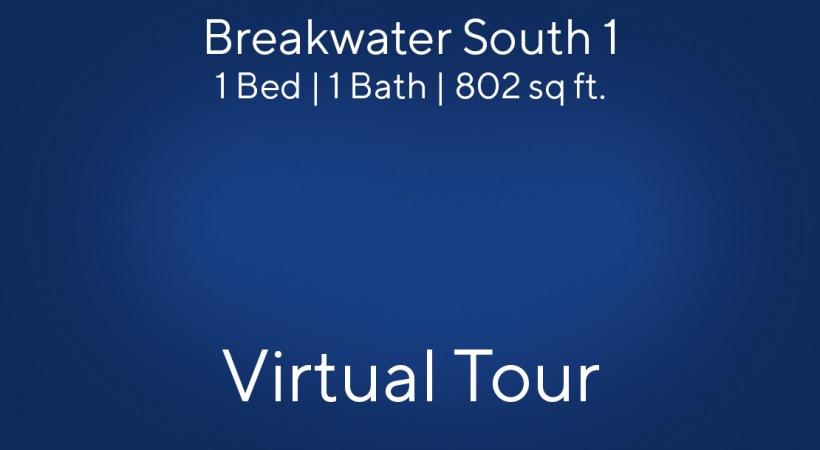 Breakwater South 1 Virtual Tour   1 bed/1 bath