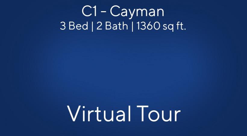Cayman Virtual Tour | 3 Bed/2 Bath
