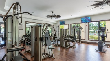 Fitness Center at Our Boca Raton Apartments