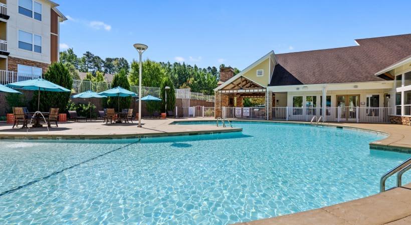 Cascades at Northlake Resort Style Pool