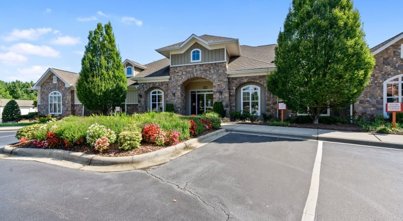 Cascades at Northlake Resident Clubhouse