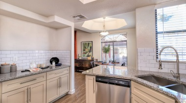 Energy-Efficient, Stainless Steel Appliances at Cortland Chandler Crossing Apartments