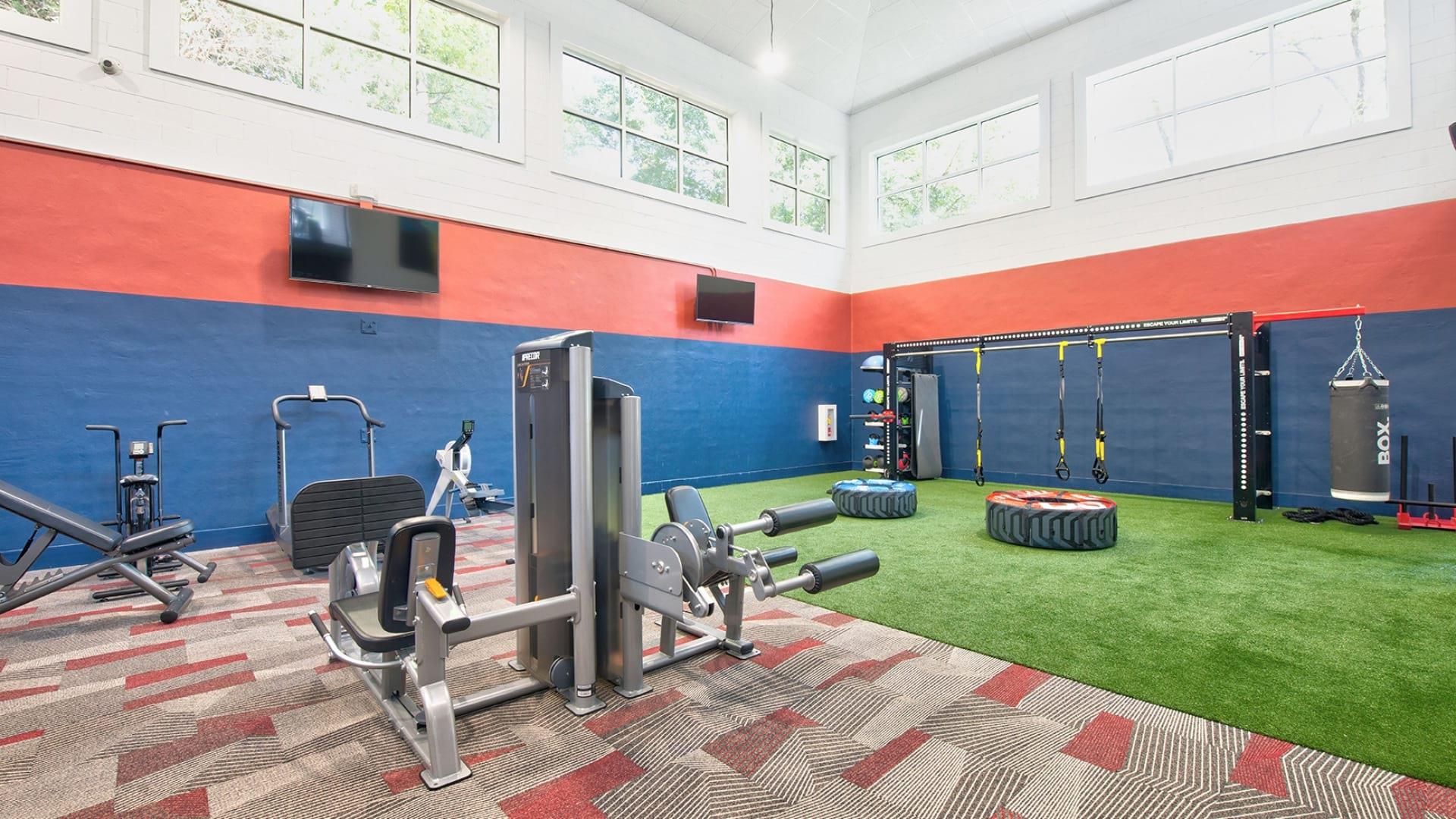 Chelsea 88 Gym