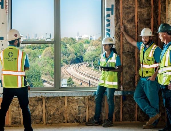 Cortland Build Team