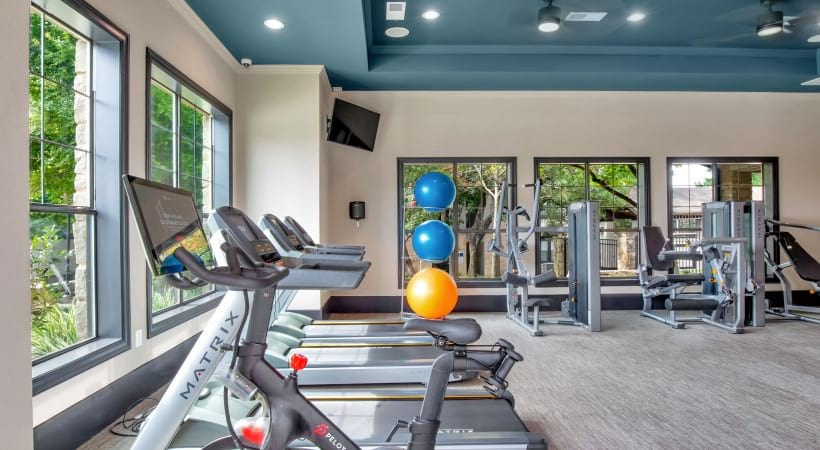 Apartments with a Gym in Austin
