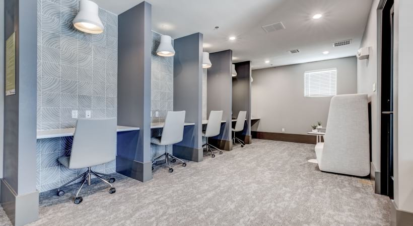 Business Center with WiFi